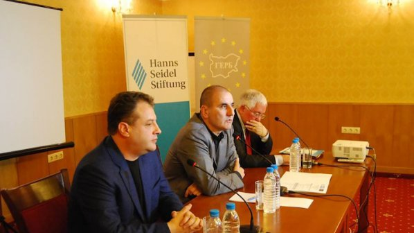 Цветанов: Исках да променя статуквото (снимка)