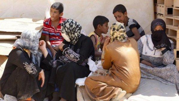 11 деца на бежанци са настанени в приюта на БЧК в Русе