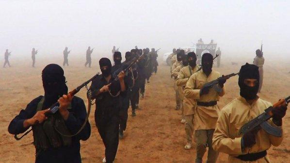 """Боец от """"Ислямска държава"""" прие християнството"""