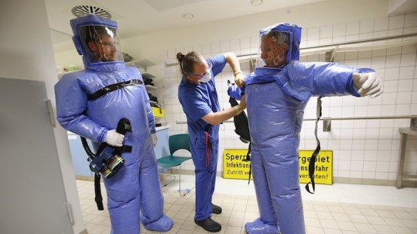 Ебола отново сее смърт в Гвинея и Сиера Леоне