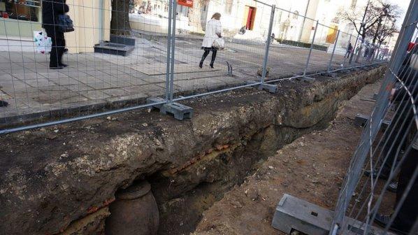 Археолози разкопават ларгото във Варна