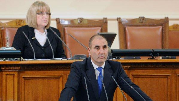 Цветанов: ГЕРБ даде на достойни турци да участват в управлението