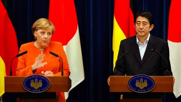 Япония: Рано е да се говори за рестарт на Г-8