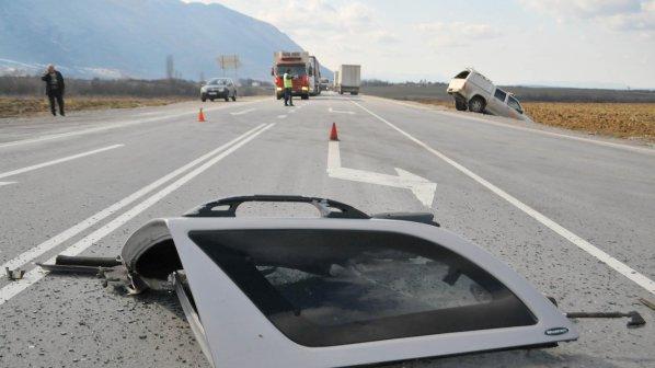 16 ранени на пътя през последното денонощие