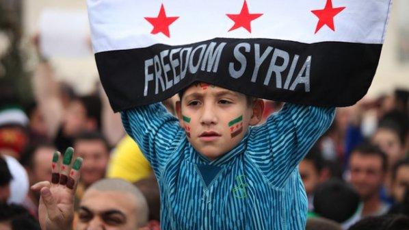 ЕС осигурява на Сирия над един милиард евро помощ