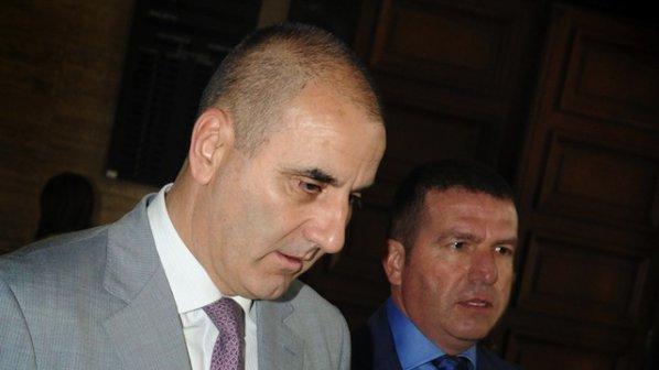 Публично изтеглиха съдия по второ дело срещу Цветанов