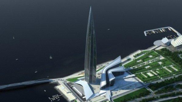 """Строители в Санкт Петербург """"бетонираха"""" нов световен рекорд"""