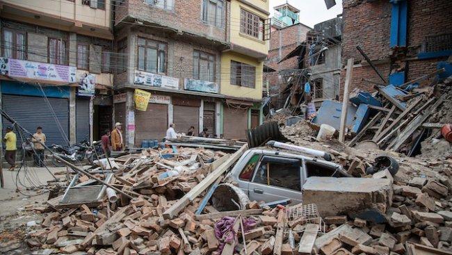 Няма данни за пострадали българи в Непал