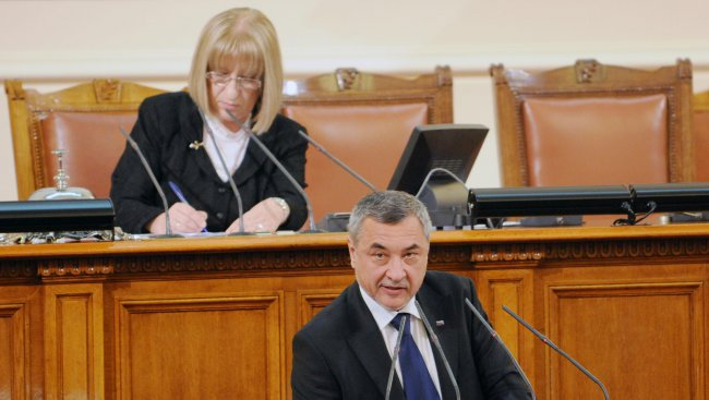 Симеонов поиска признаване и осъждане геноцида на арменците