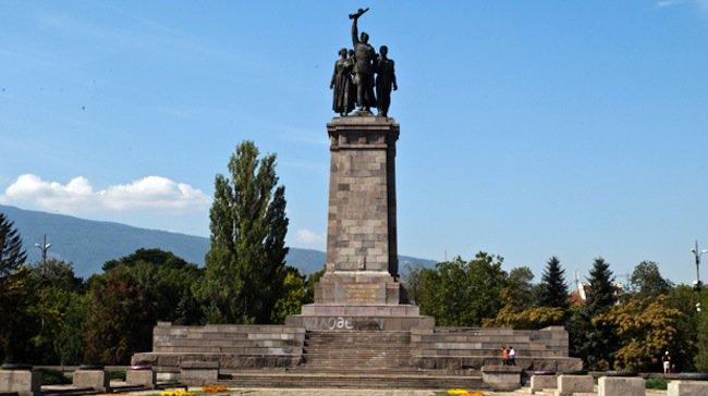Димитровград иска паметника на Съветската армия