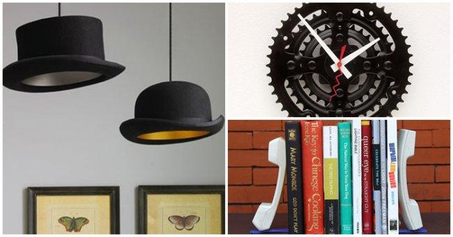 Креативни решения за дома, вдъхновени от стари вещи