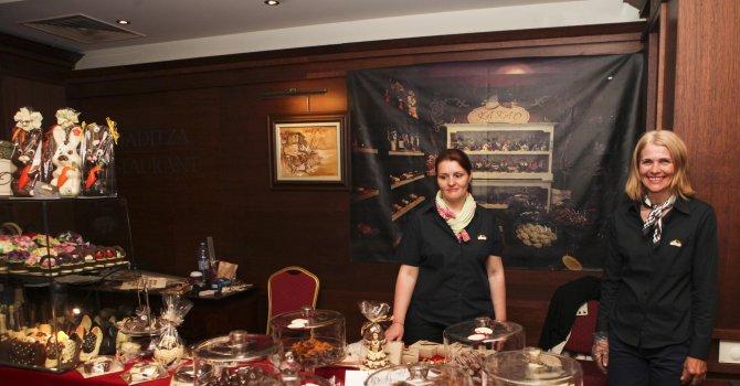 Фестивал на шоколада в София (галерия)