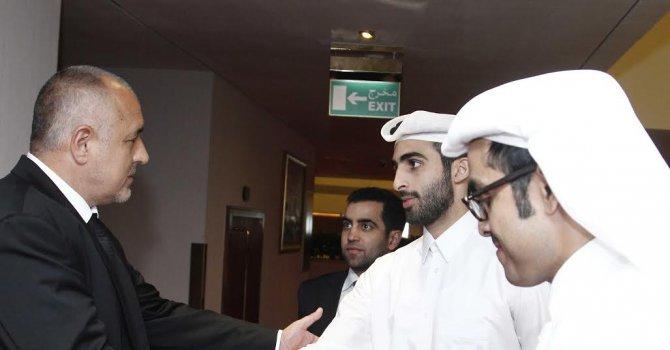Катар с интерес за инвестиции в транспортната ни инфраструктура, енергетика и земеделие (снимки)