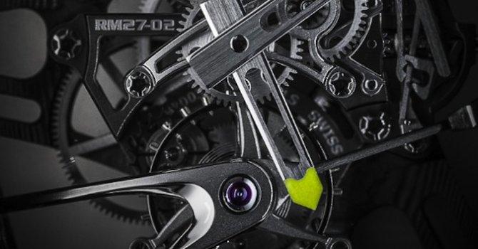 Новият часовник на Рафа Надал за 850 000 долара