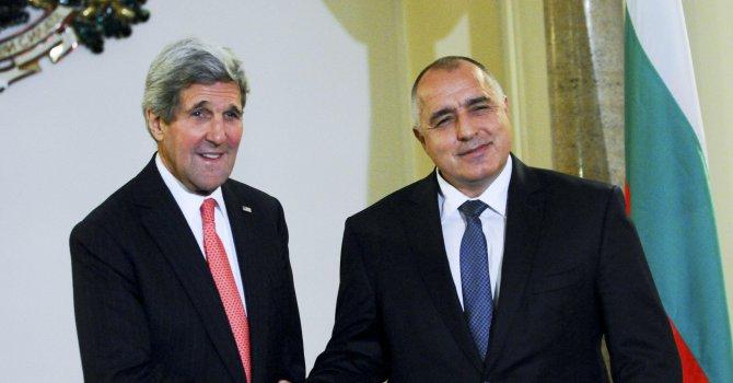 Борисов: В България няма американски военни бази (видео)