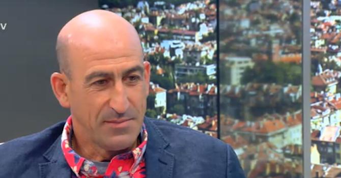 Лечков се кандидатира за кмет на Сливен с тежка критика към Борисов