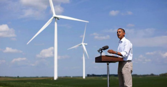 Барак Обама подкрепи инициативата на папа Франциск за борба срещу климатичните промени