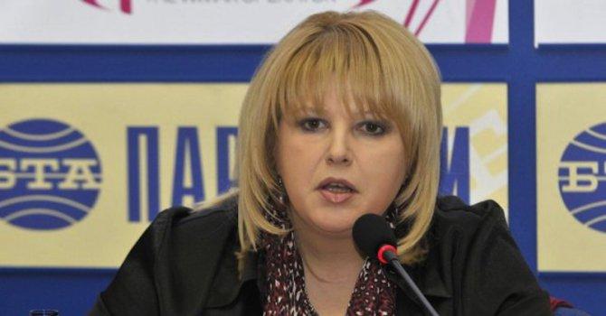 Мария Капон: Циганските тартори играят заедно с полицията