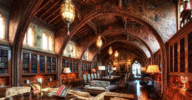 10 разкошни библиотеки от цял свят, които ще стоплят читателското ви сърце
