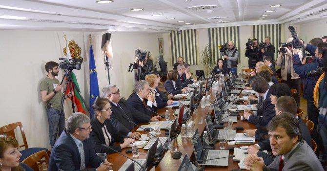 ВСС избира шеф на СГС (видео)