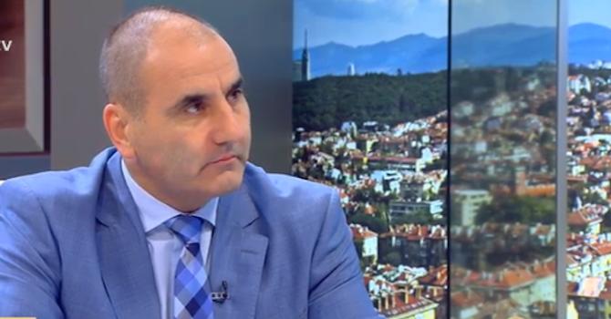 Цветанов: Не съм чул и не съм видял политически натиск за Искров