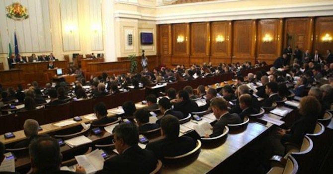 НС отложи поправките в закона за референдумите