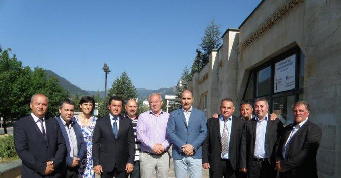 Цветанов: Целта ни е 7 кмета в Смолянско