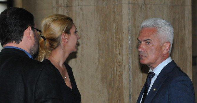 САС намали глобата, която Сидеров бе осъден да заплати на Борисов за клевета