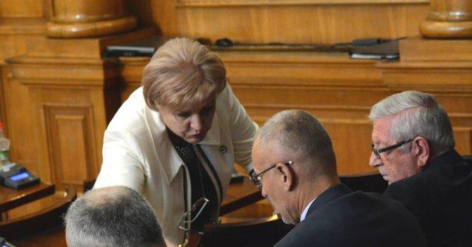 НС удължи до 30 ноември срока на действие на Временната анкетна комисия за проверка на състоянието н