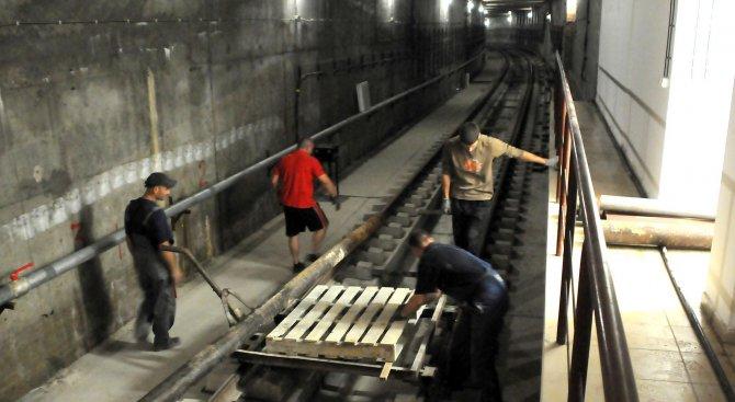 Догодина стартира строителството на още четири станции на третия лъч на метрото