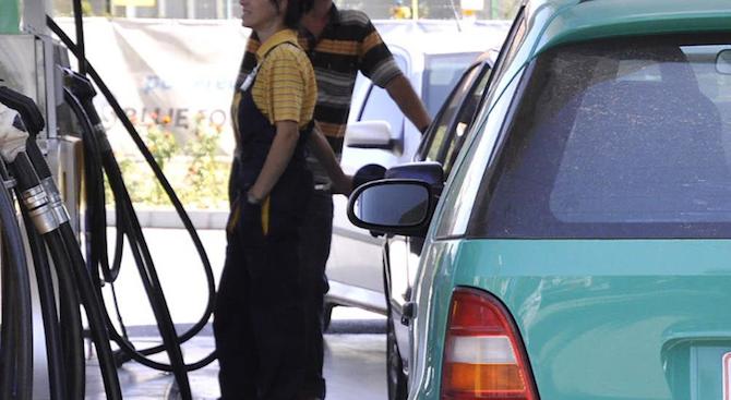 1,30 лв. за литър газ на Слънчев бряг (снимка)