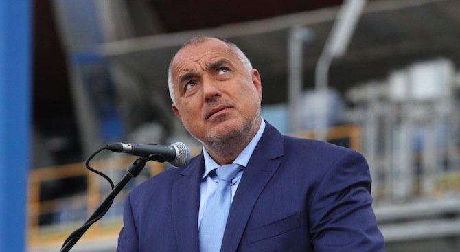 Бойко Борисов проведе телефонен разговор с Алексис Ципрас