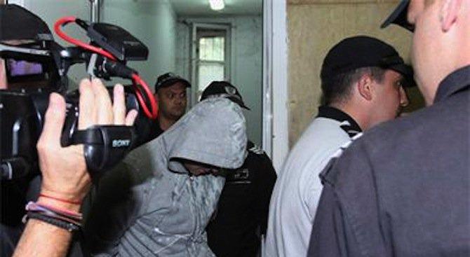 Джамбазинът, който вбеси Борисов, се обръснал, за да не го познаят