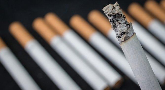 Увеличават цената на цигарите до 2018 г.