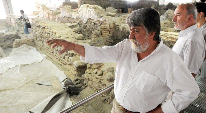Вежди открива древна кръчма