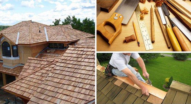 Предимства и недостатъци на кедровия покрив