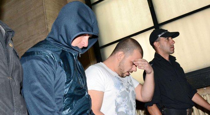 Съдът пусна на свобода автокрадеца, който ядоса Борисов (снимки+видео)