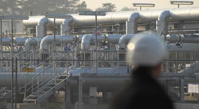 """""""Газпром"""" подписа акционерно споразумение за """"Северен поток 2"""""""