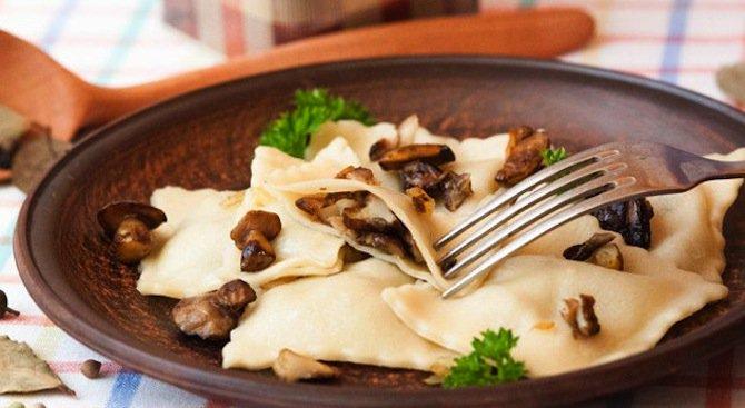 5 рецепти за вкусни ястия от горски гъби