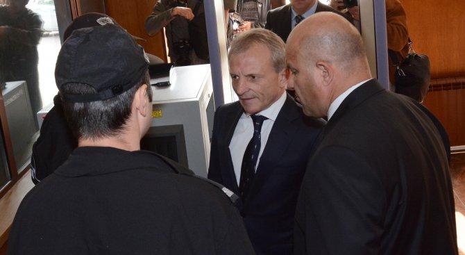 Бившият шеф на НАП се притеснил от заканата за убийство, отправена му от Ганчев (видео)