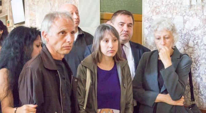 Близките на Вероника искат най-тежката присъда за убиеца й (снимки)
