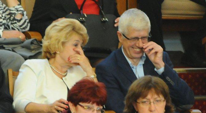 """Румен Овчаров: Проблемите в сектор """"Енергетика"""" си остават"""