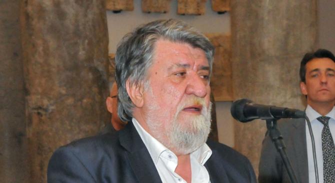 Вежди Рашидов: Оставам фен на Александър Морфов