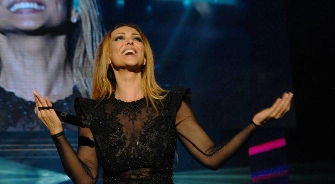 Глория отпразнува 20 години на сцена с концерт в НДК (снимки)