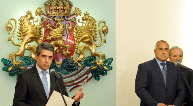 Еврокомисар Моедаш впечатлен от Борисов и Плевнелиев (видео)