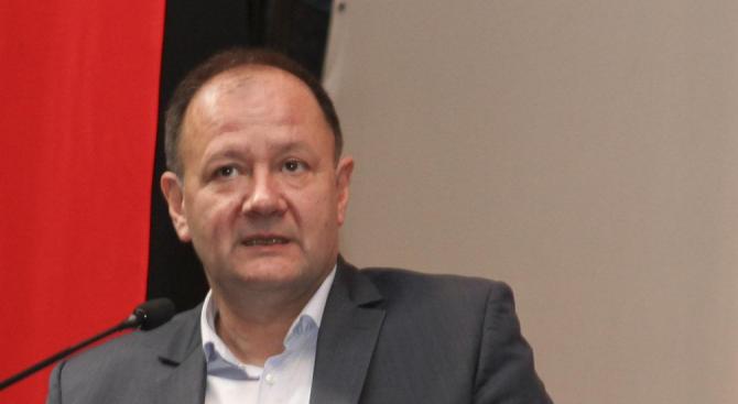 Миков: Няма да участваме във властта на всяка цена