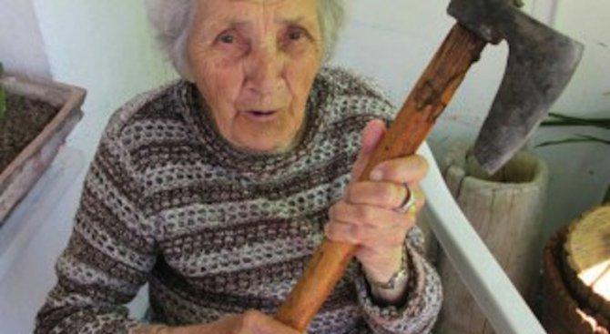 Тази българска баба е хит в eBay