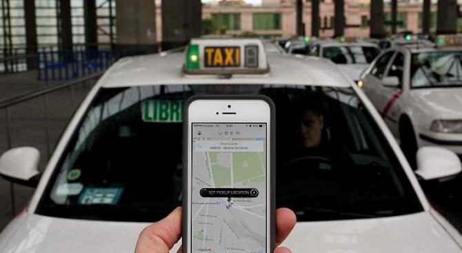 Uber спира услугата в България