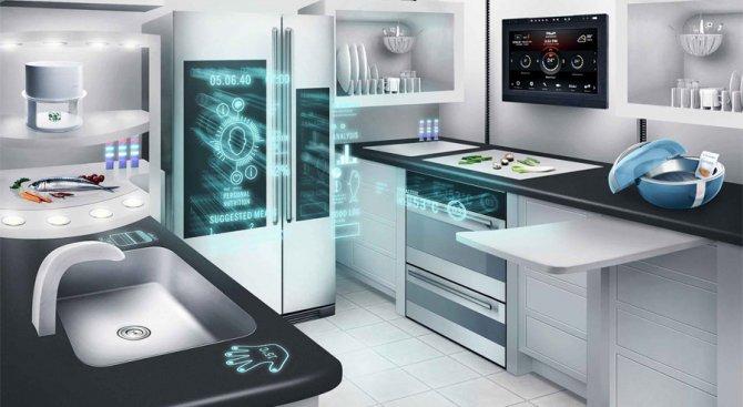 8 хитри изобретения в кухнята на бъдещето