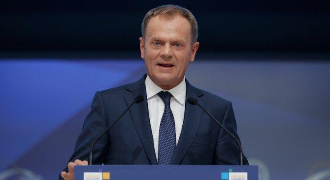 Доналд Туск свиква нов извънреден Европейски съвет за миграцията